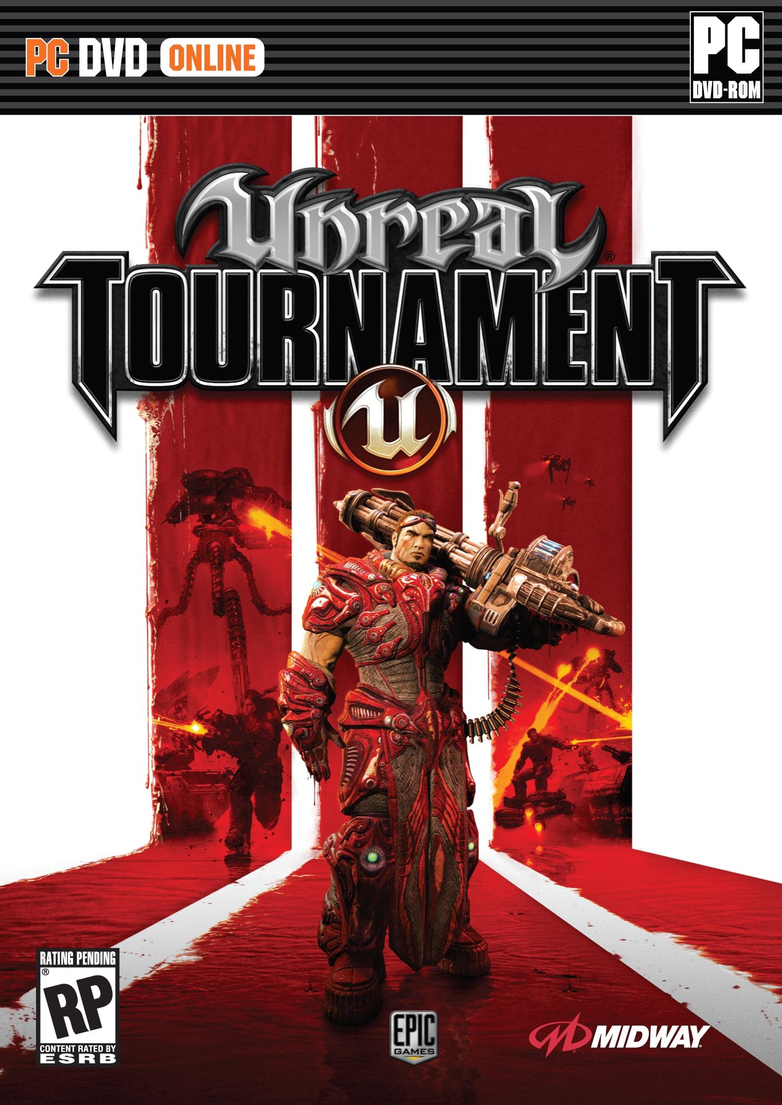 Unreal Tournament 3 + Titan Pack (2007/RUS/RePack) .